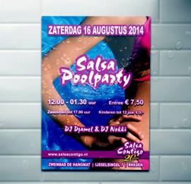 Poster voor Salsa Contigo