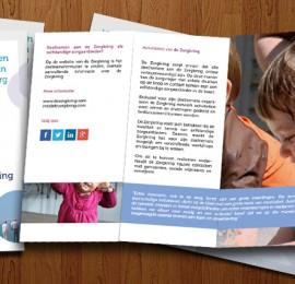 Brochure voor De Zorgkring